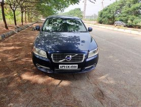 Volvo S80 D5 AT 2011 for sale in Hyderabad