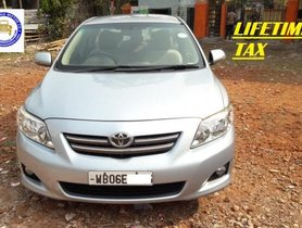 Toyota Corolla Altis 2008-2013 GL MT for sale in Kolkata