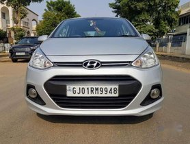Used Hyundai Grand I10 Magna 1.1 CRDi, 2015, Diesel MT for sale in Ahmedabad