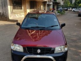 2009 Maruti Suzuki Alto MT for sale in Mumbai