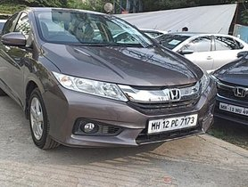 Honda City 1.5 V MT 2017 for sale in Pune