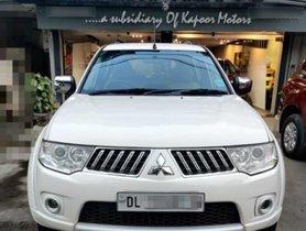 2013 Mitsubishi Pajero Sport MT for sale in New Delhi
