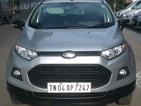 Ford EcoSport 2013-2015 1.5 DV5 MT Ambiente for sale in Chennai