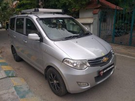 Used Chevrolet Enjoy MT car at low price in Bangalore