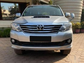 Used Toyota Fortuner 4x4 MT 2012 for sale in Raipur