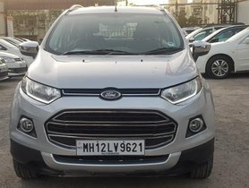 Ford EcoSport 2013-2015 1.0 Ecoboost Titanium Optional MT for sale in Pune