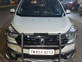 Used Renault Lodgy 110PS RxZ 7 Seater 2017 MT for sale in Chennai