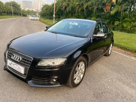 Used 2010 Audi A4 2.0 TDI Multitronic AT for sale in Hyderabad