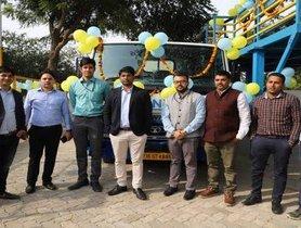Bharat Petroleum Initiates Door To Door Diesel Delivery In Noida