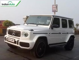 Mukesh Ambani Car Collection Expanded With A New Mercedes-AMG G63 SUV
