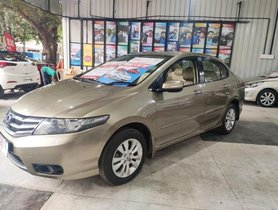 2012 Honda City 1.5 V MT for sale in Bangalore