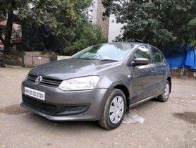 Volkswagen Polo 2009-2013 Petrol Comfortline 1.2L MT for sale in Mumbai