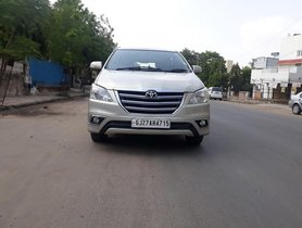 Toyota Innova 2012-2013 2.5 VX (Diesel) 8 Seater BS IV MT for sale in Ahmedabad