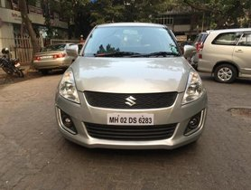 Maruti Suzuki Swift VXI 2014 MT for sale in Mumbai