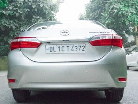 2015 Toyota Corolla Altis MT for sale in New Delhi