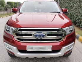 Ford Endeavour 2.2 Trend AT 4X2 for sale in New Delhi