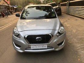 Used Datsun GO Plus T option MT car at low price in Mumbai