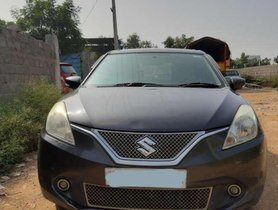 Maruti Suzuki Baleno 2016 MT for sale in Karimnagar