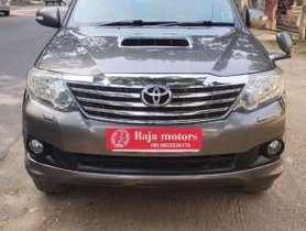 Toyota Fortuner 2011-2016 4x2 4 Speed AT in Ahmedabad