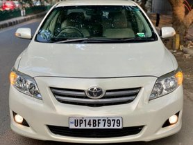 2011 Toyota Corolla Altis GL MT for sale at low price in New Delhi