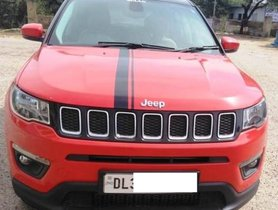 2018 Jeep Compass 2.0 Longitude MT for sale at low price in New Delhi