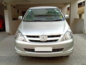 Used 2008 Toyota Innova MT in Hyderabad for sale