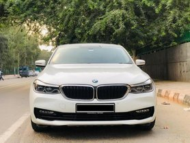 Used 2018 BMW 6 Series AT for sale in New Delhi