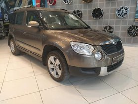 2012 Skoda Yeti AT for sale at low price in Bangalore