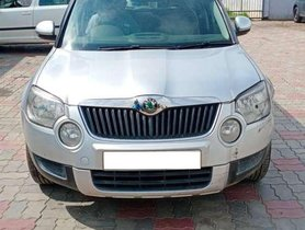 2012 Skoda Yeti MT for sale in Tirunelveli