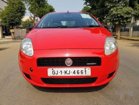 2011 Fiat Punto MT for sale in Ahmedabad
