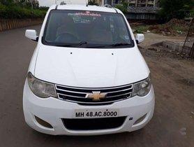 Chevrolet Enjoy 1.4 LT 8 STR, 2015, Diesel MT for sale in Mumbai