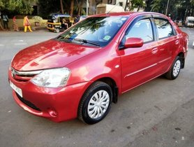 Toyota Etios 2010-2012 G MT for sale in Mumbai