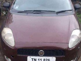 Fiat Punto Dynamic 1.4, 2012, Diesel MT for sale in Chennai