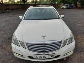 Mercedes-Benz E-Class 2009-2013 E250 CDI Blue Efficiency AT for sale in New Delhi