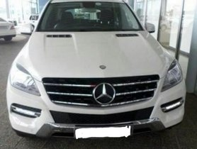 2015 Mercedes Benz M Class AT for sale at low price in New Delhi