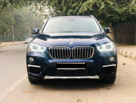 Used 2018 BMW X1 AT for sale in New Delhi
