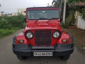 Used 2018 Mahindra Thar 4X4 MT for sale in Coimbatore