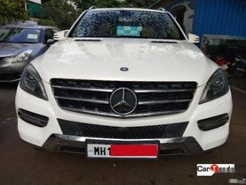 2015 Mercedes Benz M Class AT for sale at low price in Pune