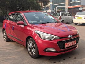 Used Hyundai i20 Asta 1.2 MT car at low price in Noida