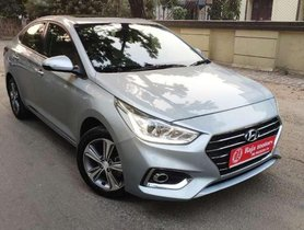 Hyundai Verna 2019 1.6 VTVT S AT for sale in Ahmedabad