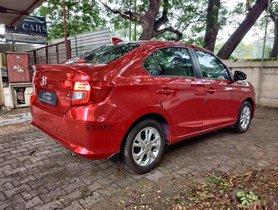 Used Honda Amaze VX i-VTEC 2019 MT for sale in Chennai