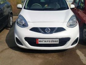 Used Nissan Micra Diesel 2016 MT for sale in Pune