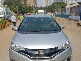 Used 2015 Honda Jazz V MT for sale in Goregaon