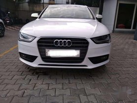Used Audi A4 AT for sale in Chennai