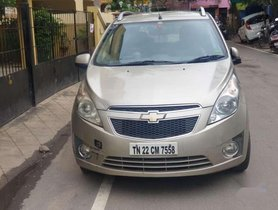 Chevrolet Beat LT Petrol, 2013 MT for sale in Chennai