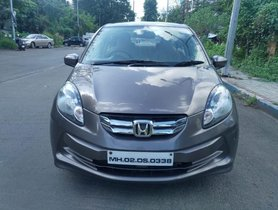 2014 Honda Amaze MT for sale at low price in Pune