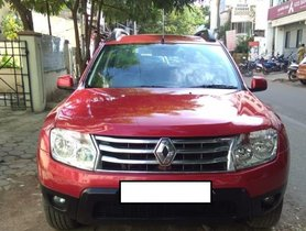 Used Renault Duster 110PS Diesel RxL 2013 MT for sale in Chennai