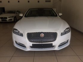 Used Jaguar XJ 3.0L Portfolio AT 2018 in Coimbatore