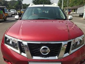 Used 2014 Nissan Terrano MT for sale in Visakhapatnam