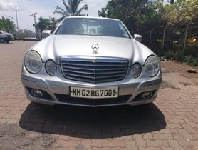Used Mercedes Benz E-Class AT 1993-2009 car at low price in Mumbai